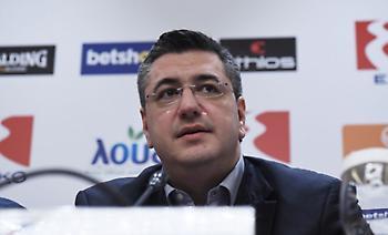 Τζιτζικώστας: «Η προσπάθεια για το νέο γήπεδο του ΠΑΟΚ θα αναβαθμίσει συνολικά την Θεσσαλονίκη»