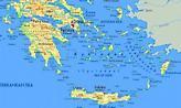 Το κουίζ που μας εκθέτει: Ξέρεις πού βρίσκονται αυτά τα 15 ελληνικά νησιά;