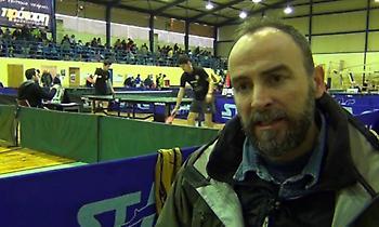 Βατσακλής για το Παγκόσμιο Πρωτάθλημα πινγκ πονγκ: «Να κάνουμε αισθητή την παρουσία μας»