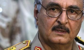 Λιβύη: Η Κυβέρνηση Εθνικής Ενότητας εξέδωσε ένταλμα σύλληψης του Χαφτάρ