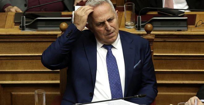 Αποστολάκης: Με ανησυχεί η προοπτική ενίσχυσης της Τουρκίας με S-400