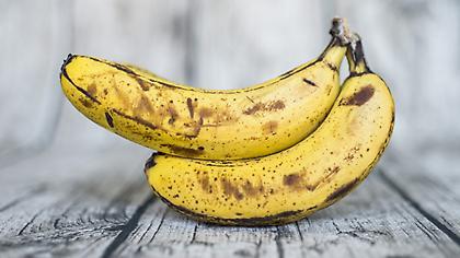 Γιατί οι «μαυρισμένες» μπανάνες είναι πιο υγιεινές