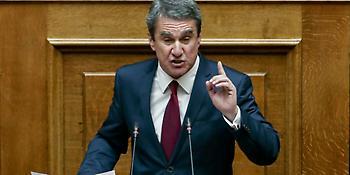 Λοβέρδος κατά ΣΥΡΙΖΑ: «Είναι εγκληματίες -Τους σκευωρούς θα τους συντρίψω, δίνω λόγο τιμής»