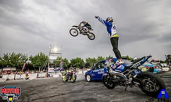 Οδηγοί… αστέρες στο 14ο Motor Festival του ΟΑΚΑ!