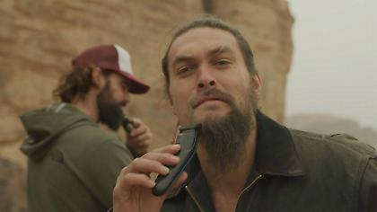 Game of Thrones: Ο «Khal Drogo» ξύρισε το μούσι του για καλό σκοπό