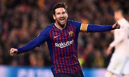 Παίκτης της εβδομάδας στο Champions League ο Μέσι (pic)