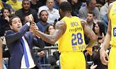 Μπλακ: «Κάναμε εξαιρετική δουλειά από τότε που ανέλαβε ο Σφαιρόπουλος»