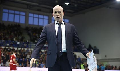 Μουνιόθ: «Περήφανος για την ομάδα μου, αποτυχία... οι τραυματισμοί»