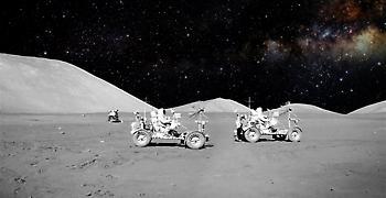 Προεδρός ΕΛΔΟ: Ελληνικό όχημα θα πατήσει στη Σελήνη μέχρι το 2022