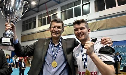 Ντ. Φιλίποφ: «Είχα πει πως θα γυρίσω στην Ελλάδα για τίτλους»