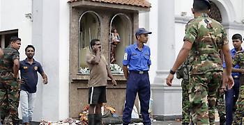 Ματωμένο Πάσχα στη Σρι Λάνκα: Δεκάδες νεκροί από εκρήξεις σε εκκλησίες