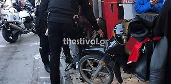Θεσσαλονίκη: Άνδρας πέταξε τη γυναίκα του από το αυτοκίνητο