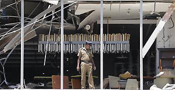 Χάος στη Σρι Λάνκα: Δύο νέες εκρήξεις - εκατοντάδες νεκροί και τραυματίες