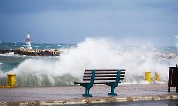 Αστεροσκοπείο Αθηνών: Οι ισχυρότεροι άνεμοι της τελευταίας οκταετίας τον φετινό χειμώνα