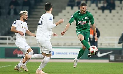 LIVE: Ατρόμητος-Παναθηναϊκός 2-0
