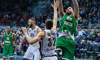Κρατά… γερά τη δεύτερη θέση της VTB League η Ούνιξ!