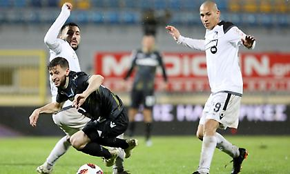 LΙVE: ΟΦΗ-Αστέρας Τρίπολης 1-1