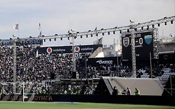 LIVE: ΠΑΟΚ-Λεβαδειακός 2-0