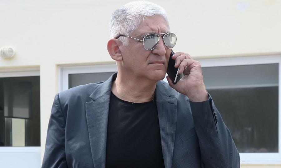 Σκέφτεται να κατέβει υποψήφιος για ΕΟΚ ο Γιαννάκης