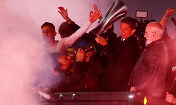 «Κάηκε» η Θεσσαλονίκη για τον ΠΑΟΚ! (pics)