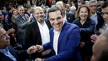 Το απόγευμα παρουσιάζεται το ευρωψηφοδέλτιο του ΣΥΡΙΖΑ