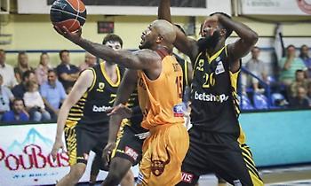 Μπαρτ: Ιστορικό επίτευγμα με το Ρέθυμνο στην Basket League!
