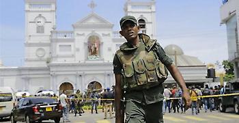 Ο τρόμος έχει πρόσωπο: Video ενός εκ των καμικάζι αυτοκτονίας στη Σρι Λάνκα