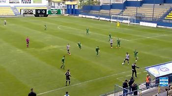 Live Stream: Ημιτελικός Super League K17 ΠΑΟΚ-Παναθηναϊκός
