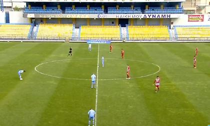 Live Stream: Ημιτελικός Super League K17 Ολυμπιακός-ΠΑΣ Γιάννινα