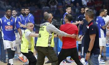 «Κόλαση» ο τελικός της Αδριατικής: Οπαδοί του Ερ. Αστέρα επιτέθηκαν σε παίκτες της Μπούντουτσνοστ