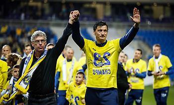 Ίβιτς: «Χαρούμενος για το πρωτάθλημα του ΠΑΟΚ»