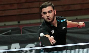 Σγουρόπουλος και Τόλιου στο κυρίως ταμπλό του απλού στο Παγκόσμιο Πρωτάθλημα