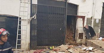 Πέντε νεκροί από κατάρρευση κτηρίου στην Αλγερία