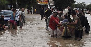 Κολομβία: Δεκάδες νεκροί από κατολίσθηση που προκάλεσαν οι βροχοπτώσεις