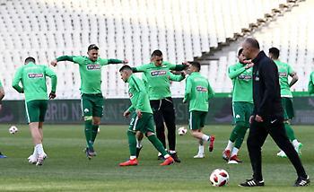 Παγκάκης: «Αυτοί θα βρίσκονται την επόμενη σεζόν στον Παναθηναϊκό»
