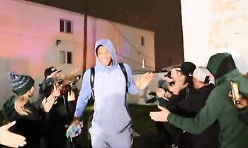 Αποθεωτική υποδοχή των Μπακς στο Μιλγουόκι τα ξημερώματα (video)