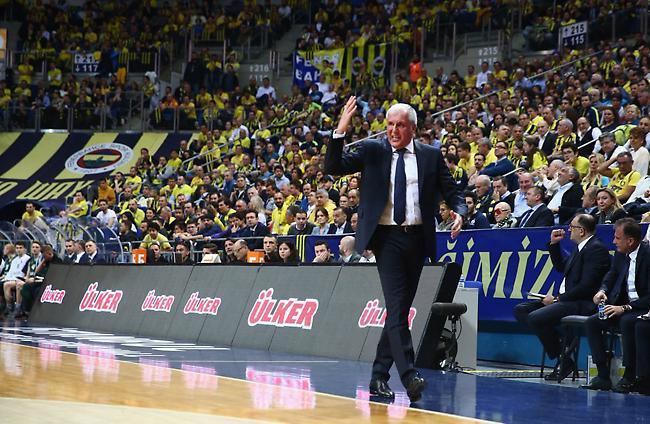 Ομπράντοβιτς: «Να μάθουμε από τα λάθη μας στο δεύτερο ματς»