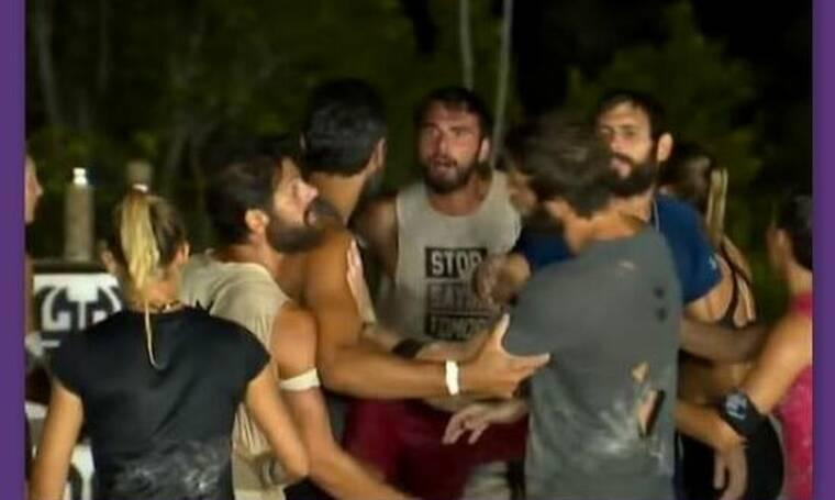 Απίστευτος καυγάς στο Survivor με πρωταγωνίστρια τη Δαλάκα! (video)