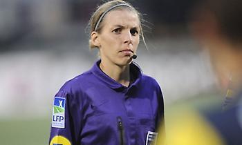 Για πρώτη φορά γυναίκα διαιτητής θα διευθύνει αγώνα της Ligue 1