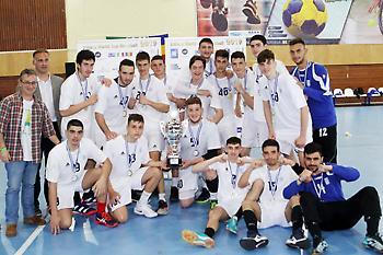 Πρώτη στο «Athens World Cup Handball 2019» η Ελλάδα