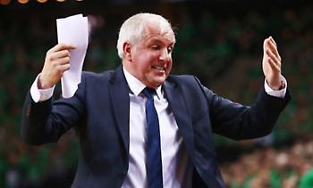 Ομπράντοβιτς: «Αν δεν είσαι καλός επιθετικά, παίξε άμυνα»