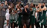 Τρίτο «sweep» τα τελευταία τέσσερα χρόνια για τον Παναθηναϊκό στα playoffs