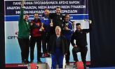 ΠΑΟΚ, Σπάρτακος, Παναθηναϊκός και Βύβων Ασπρ. πρωταθλητές Ελλάδας στην άρση βαρών