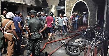 Επιθέσεις στη Σρι Λάνκα: Στους 359 νεκρούς ο απολογισμός των θυμάτων