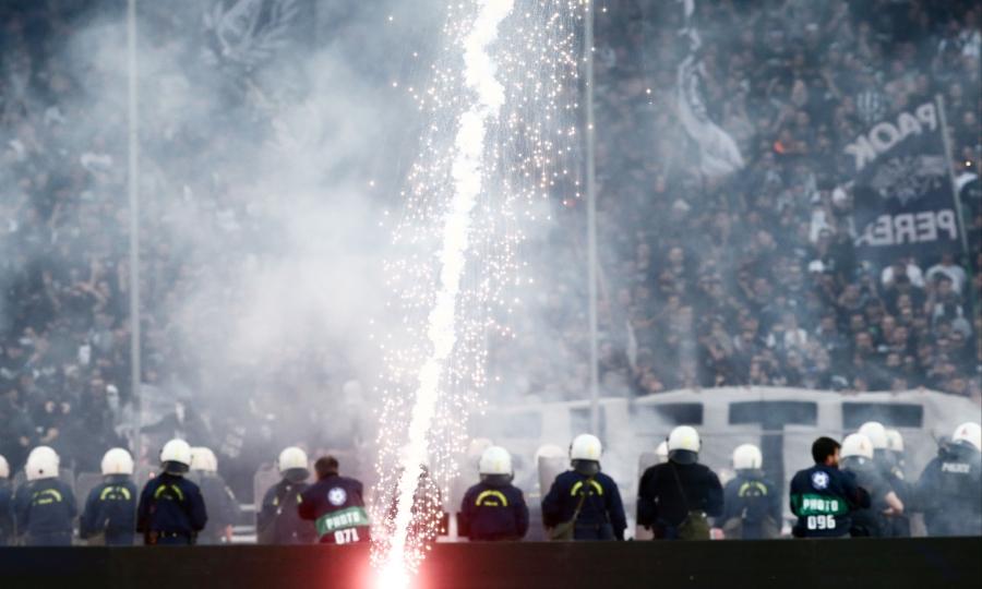 Ζητάει έξτρα μέτρα ασφαλείας για τον τελικό ο ΠΑΟΚ