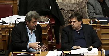 Ξανθός «αδειάζει» Πολάκη: Ατυχής και αχρείαστη η δήλωση για Κυμπουρόπουλο