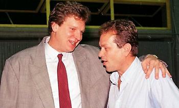 «Έφυγε» από τη ζωή ο πρώην προπονητής του ΠΑΟΚ, Τζόνι Νιούμαν