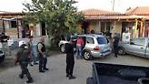 Μεγάλη επιχείρηση της ΕΛΑΣ στο Πυρί - Συλλήψεις και προσαγωγές