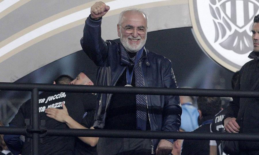 ΠΑΟΚ: «Η νέα εποχή έχει ένα όνομα: Ιβάν Σαββίδης» (video)