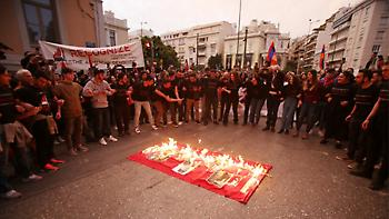 Γενοκτονία Αρμενίων: Πορεία της αρμενικής κοινότητας στο κέντρο της Αθήνας